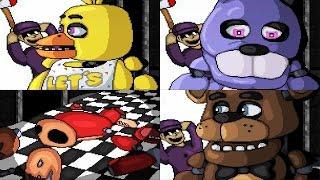 скачать игру Super Five Nights At Freddy S через торрент - фото 4