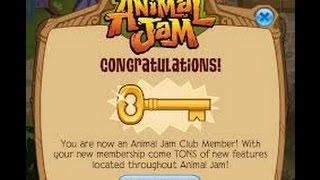 getlinkyoutube.com-Animal Jam gem codes, membership code,diamond code, and more!