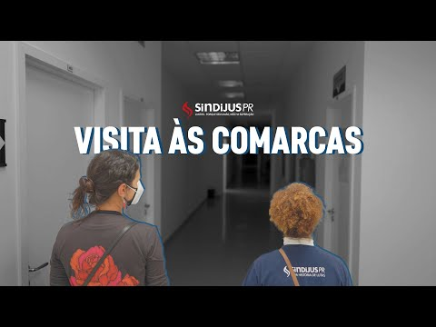 Sindijus-PR retorna as visitas presenciais nos locais de trabalho