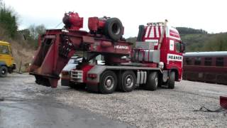 getlinkyoutube.com-Ecclesbourne Valley Railway - the art of heavy haulage
