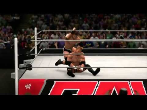 WWE Monday Night Raw Curtis Axel Debut WWE 13
