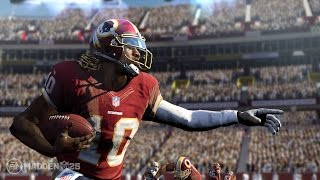 getlinkyoutube.com-Can I Recreate RG3's 76yd QB Scramble TD vs the Vikings from his Rookie Year? Madden 16 Gameplay