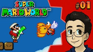 SPICY KOOPAS | Super Mario World, Part 1 - BGPR!