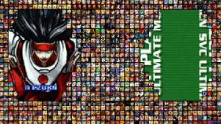 getlinkyoutube.com-My Final Mugen Roster - 1082 Characters (NOW DOWNLOADABLE!)