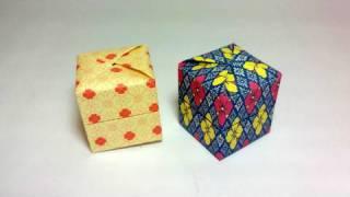 getlinkyoutube.com-Origami Pandora's Box (Yami Yamauchi)