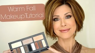 getlinkyoutube.com-Fall Eye Makeup Tutorial | Kat Von D Shade & Light