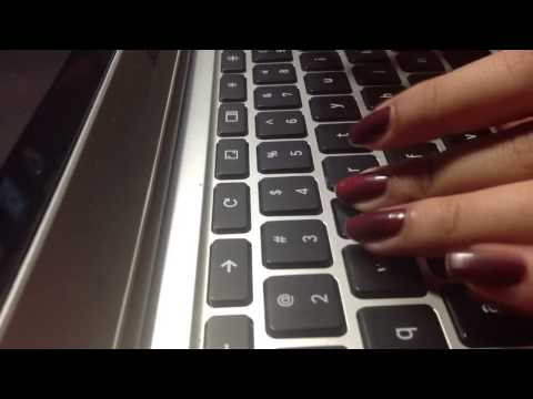 asmr: typing and clicking #5