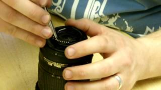 getlinkyoutube.com-Nikon Lens Repair