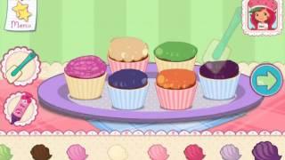 getlinkyoutube.com-Strawberry Shortcake Bake Shop   Berry Bitty Cakes Part 1