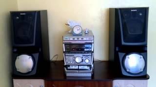 Sony RXD8S i SS-XB80V