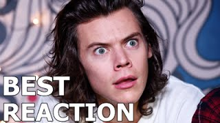getlinkyoutube.com-Harry Styles - BEST REACTION TO FANS NOT MOMENTS I 5 Years