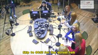 getlinkyoutube.com-[ENG/1080] 150403 Red Velvet @ Kim Shin Young's Noon Song of Hope - Part 1