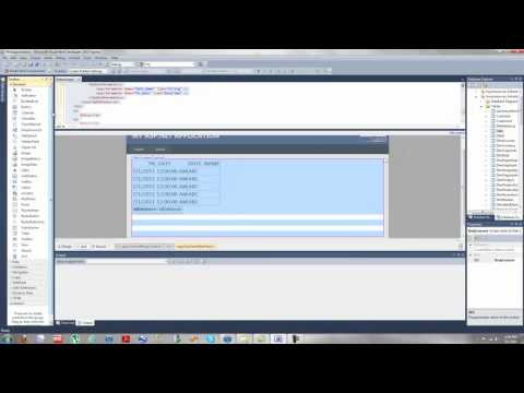 Linking ASP.NET Page to SQL Server 2008R2 - Overview Visual Web Developer Express