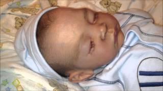 getlinkyoutube.com-Reborn POTN - Winter pj's for the babies