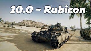 getlinkyoutube.com-World of Tanks || 10.0 Rubicon...CENTURION ACTION X ||