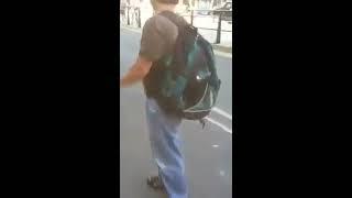 getlinkyoutube.com-La pelea callejera mas bizarra de internet
