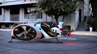 LA Auto Show Design Challenge 2012 - General Motors Advanced Design Concept
