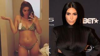 getlinkyoutube.com-Ariel Winter Shows Off Bikini Bod & Kim Kardashian's Gift For Defending Her