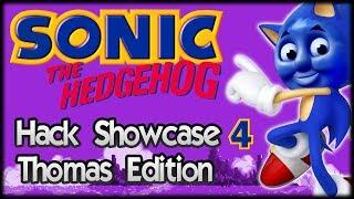 getlinkyoutube.com-Sonic Hack Showcase 4 : Thomas Edition