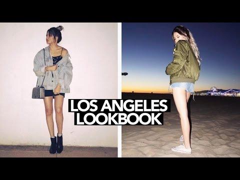 Fall (but not really) Lookbook in LA || Sylvia Jade