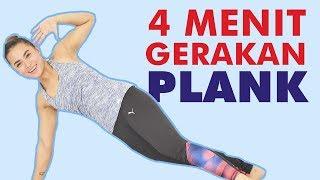 Latihan Mengecilkan Perut dengan Gerakan Plank