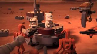 Clones vs Droidekas - LEGO Star Wars - Episode 6 Part 2
