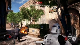 Star Wars Battlefront 2 - Assault on Theed Full Multiplayer Demo