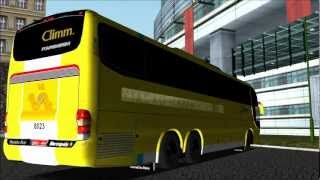 getlinkyoutube.com-MOD BUS ULTIMATE ITAPEMIRIM BY JÚLIO MARCOPOLO G6 O-371RSD SOM REAL