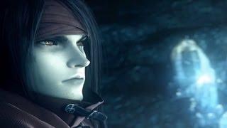 getlinkyoutube.com-Dirge of Cerberus: Final Fantasy VII - All Cutscenes/ The Movie (Remastered) 1080p