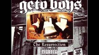 Geto Boys First Light of The Day