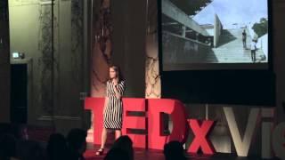 How individual actions can create collective resilience | Veronika Kovácsová | TEDxViennaSalon