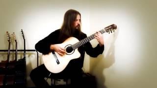 getlinkyoutube.com-Mariusz Goli - Skyrim Theme Song (Cover)