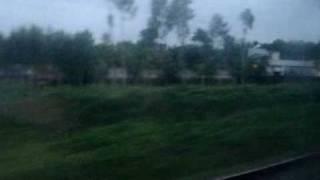 getlinkyoutube.com-Bangladesh Railway Turna Express at morning