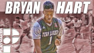 Bryan Hart is a Smooth Bucket Getter! Official Summer Mixtape!