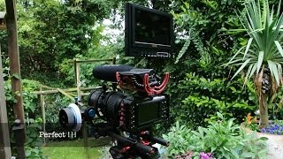 getlinkyoutube.com-Perfect BMPCC Setup - Varavon Cage, Lanparte Lens Support, Fotga DP500, Lilliput 5D
