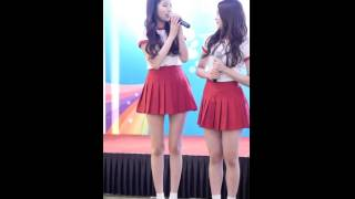 getlinkyoutube.com-150526 여자친구GFRIEND  인사  소개 세로 코엑스 KSCM 2015 직캠Fancam by wA