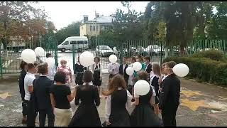 День солидарности в борьбе с терроризмом в МБОУ СОШ № 26 с. Краснокумского