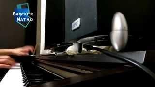 getlinkyoutube.com-The Neighbourhood - R.I.P. 2 My Youth Piano Cover