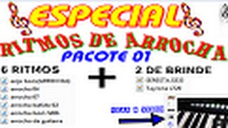 getlinkyoutube.com-RITMOS YAMAHA ESPECIAL ARROCHA 01