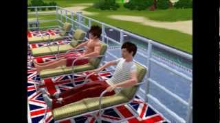 getlinkyoutube.com-Larry Stylinson They Don't Know About Us Sims 3 Fan Video