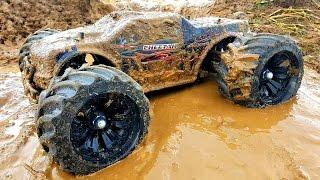 getlinkyoutube.com-RC Extreme Pictures — RC Cars OFF Road 4x4 Adventure — Mudding, Sands, Bashing JLB Racing CHEETAH