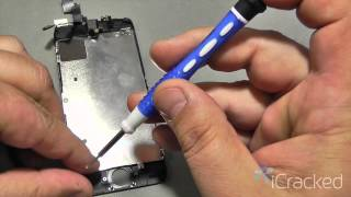 getlinkyoutube.com-Official iPhone 5c Screen / LCD Replacement Video & Instructions - iCracked.com
