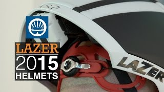 getlinkyoutube.com-Lazer 2015 - Wasp Air Aero Helmet & 2015 Range