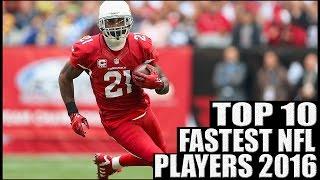 getlinkyoutube.com-Top 10 Fastest NFL Players 2016