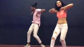 La la la song neha kakkar choreography Melvin Louis