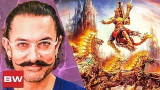 1000 கோடி செலவில் மகாபாரதம்   Aamir Khan   TK 1002