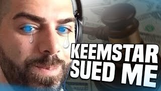 getlinkyoutube.com-Keemstar is Suing Me...