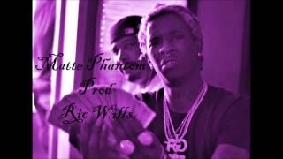 "getlinkyoutube.com-""Matte Phantom"" Young Thug ft Travis Scott Type Beat Prod @RicWills"