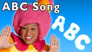 getlinkyoutube.com-Learn the Alphabet | ABC Song and More | Baby Songs from Mother Goose Club!