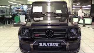 BRABUS 700 G Class 2016 In Depth Review Interior Exterior